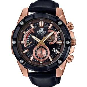 Casio Edifice EFR-559BGL-1AVUEF herenhorloge voor €114,93 @ Watches2U