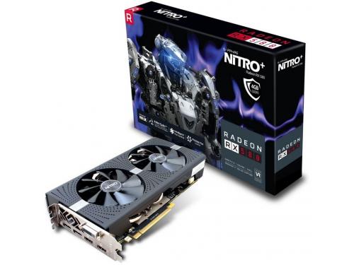 Sapphire AMD Radeon RX 580 Nitro+ 4GB