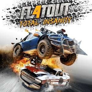FlatOut 4: Total Insanity (PS4) voor €4,99 @ PSN