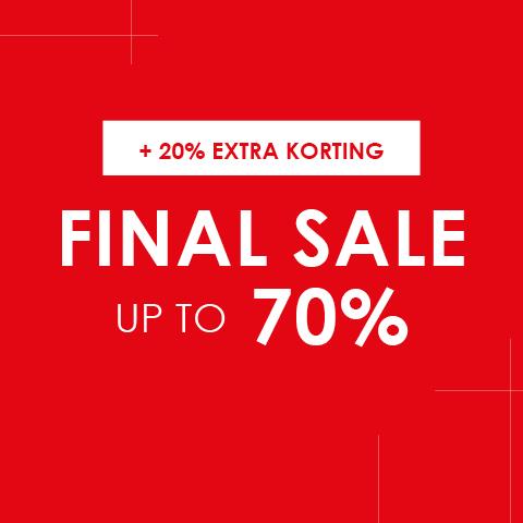 SALE tot -70% + 20% extra @ Jeans Centre