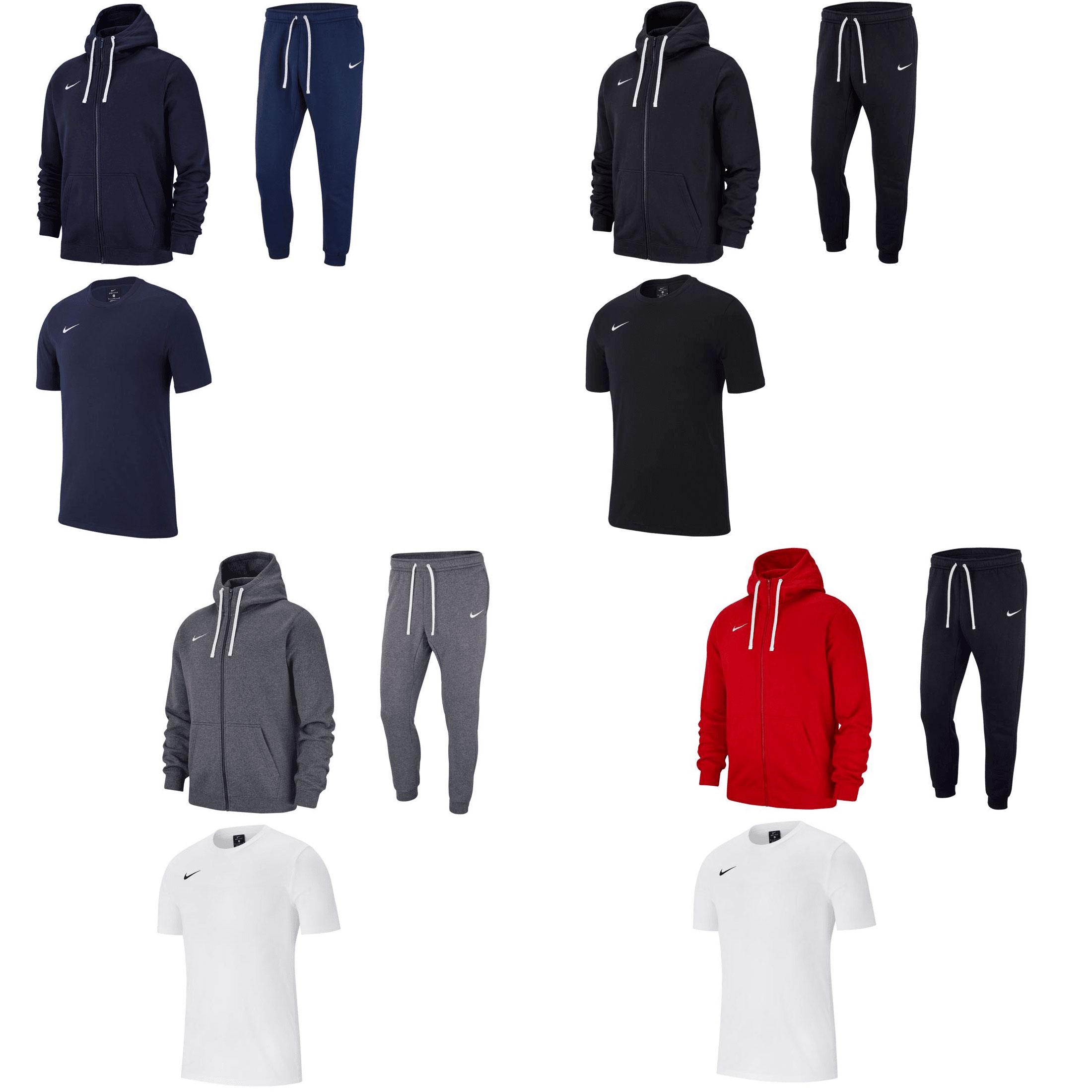 Nike driedelige set Team Club 19 -50% + gratis verzending t.w.v. €9,95 @ Geomix