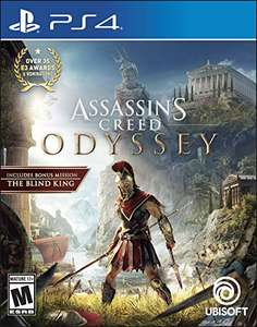 Assassin's Creed Odyssey (PS4/XB1) voor €24,25 @ Amazon.com