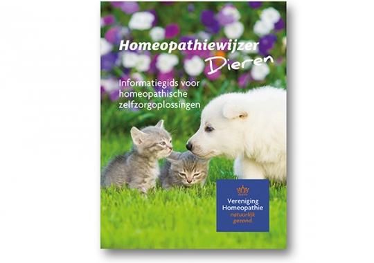 gratis Homeopathiewijzer Dieren