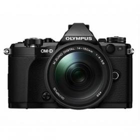 Olympus OM-D E-M5 Mark II + 14-150mm f/4.0-5.6 II Zwart voor €749 @ Verschoore.nl