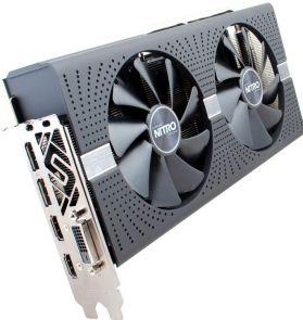 Sapphire Radeon RX 580 4GB NITRO+ incl. 2 gratis games via AMD!