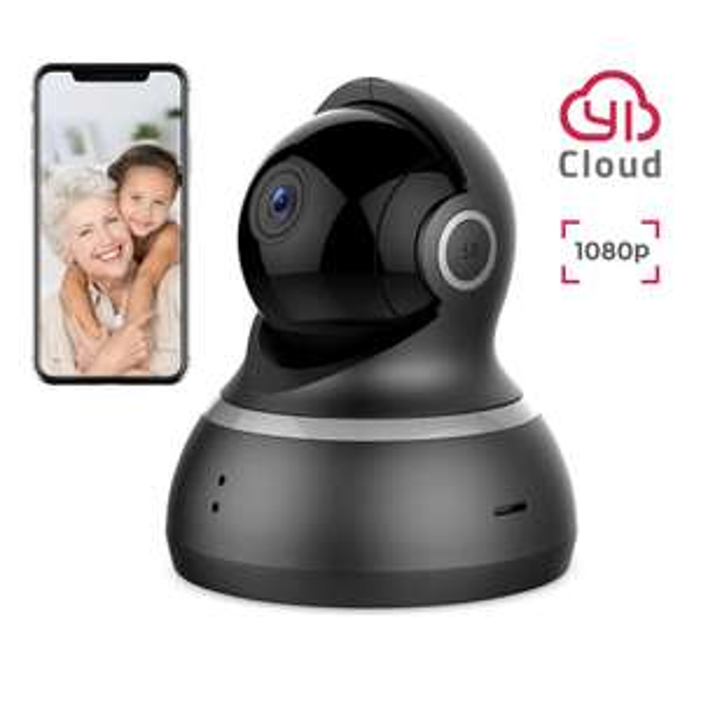 Yi Dome 1080p camera voor €40,79 @ Amazon.co.uk