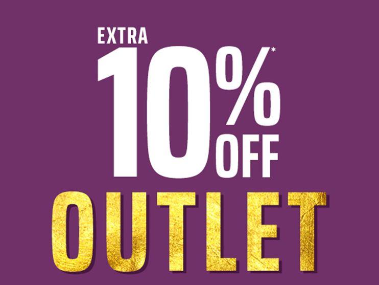 Actie: 10% extra korting op outlet (tot -70%) + gratis verzending (va €21) @ Forever21