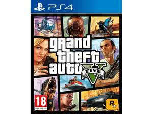 GTA V (PS4) (Xbox one)