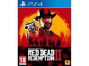 Red Dead Redemption 2 (PS4) (Xbox one)