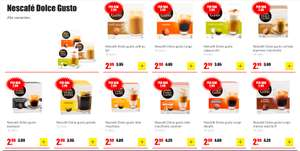 Alle Dolce Gusto €2,99