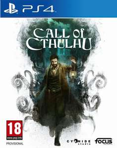 Call of Cthulhu (PS4) voor €24,49 @ PSN