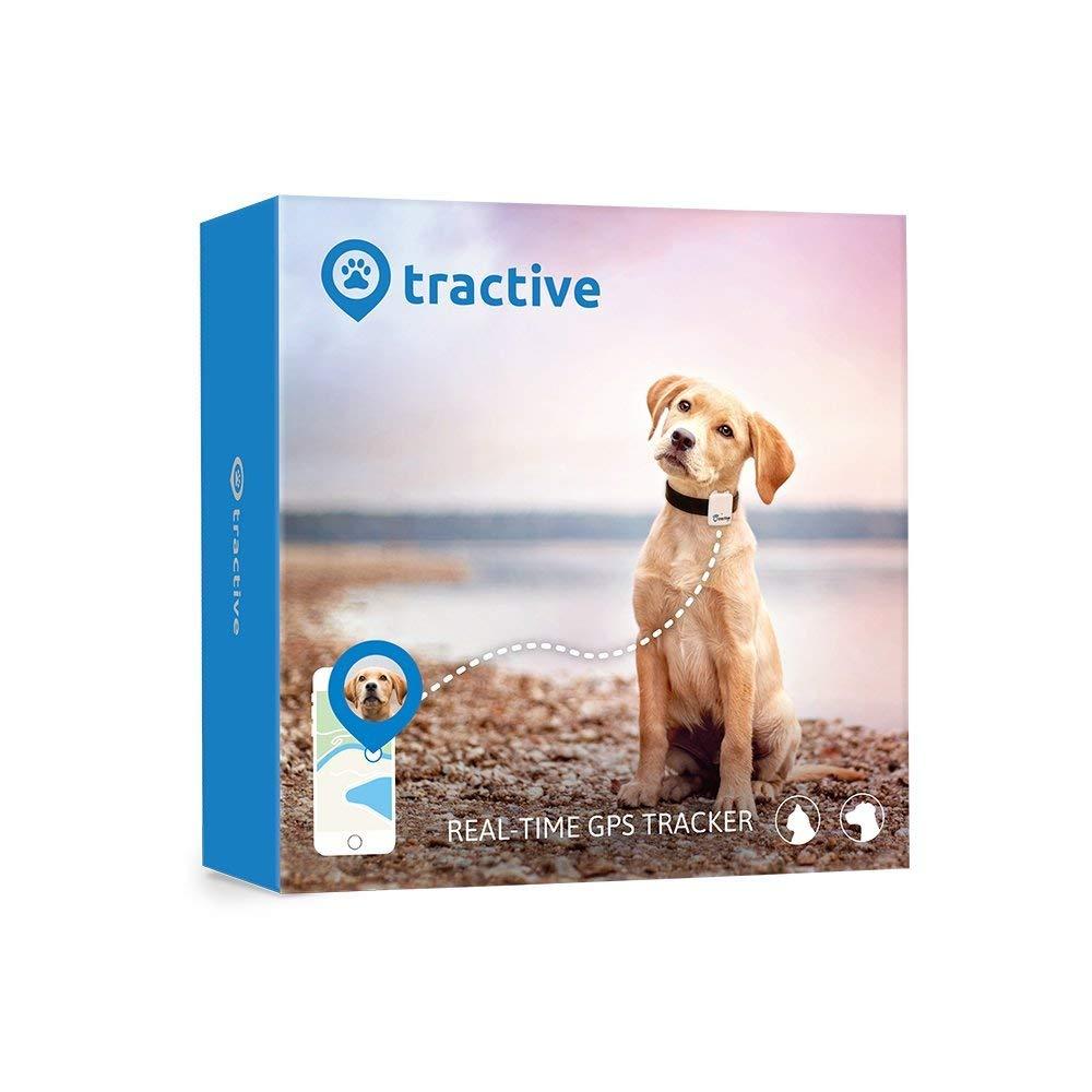 Tractive huisdieren GPS Tracker @Amazon.de