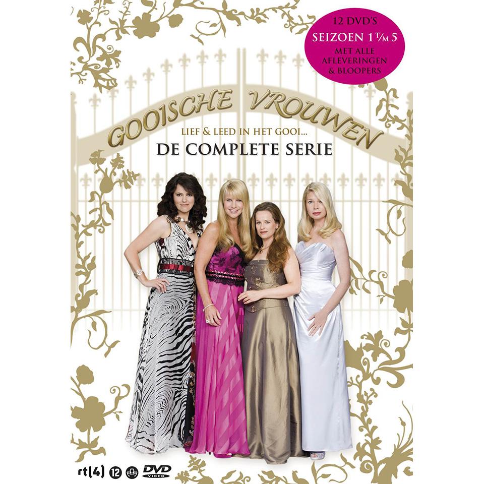 Gooische Vrouwen: De complete serie - Seizoen 1-5 - €14,99 @ Blokker