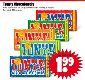Tony's chocolonely (Dirk)