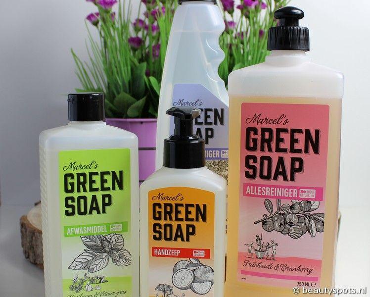 7,50 korting en gratis verzending bij Marcel's Green Soap
