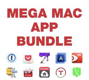 MEGA MAC APP BUNDLE