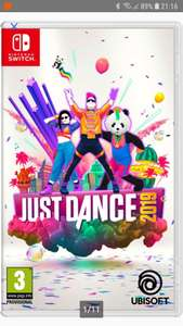 Just dance 2019 ( nitendo switch)