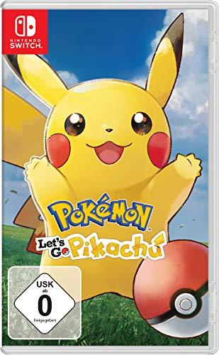 Pokemon: Let's Go Pikachu! Switch @Amazon.de