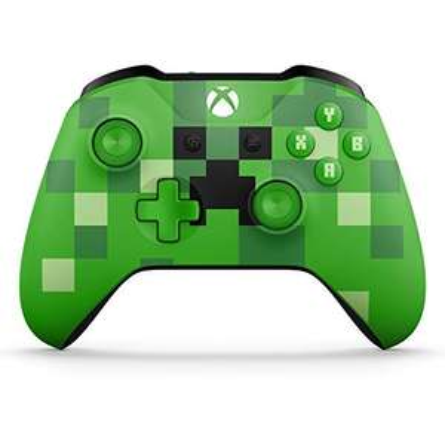 Xbox One Wireless Controller - Minecraft Creeper editie @Amazon.es