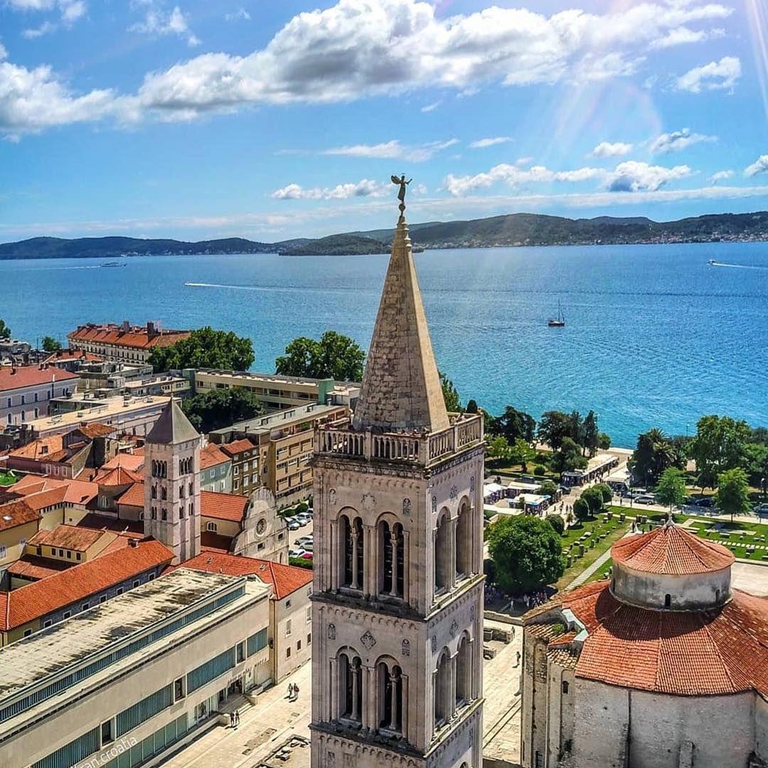 Vliegtickets: Eindhoven naar Zadar (Kroatië) voor €25,98 @ Ryanair