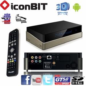 Iconbit XDS1003D mediaplayer voor €55,90 @ iBOOD