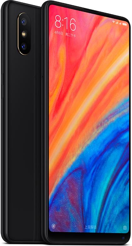 Xiaomi Mi Mix 2S 64GB/6GB Black @ Belsimpel