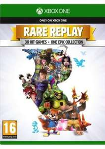 Rare Replay (Xbox One Download) @ CDkeys