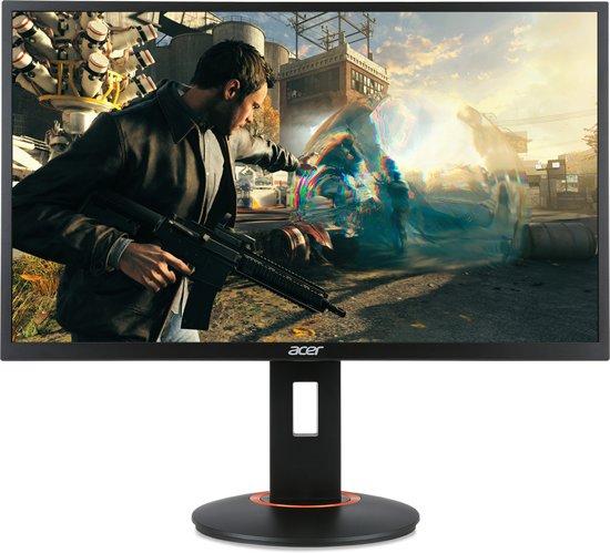 Acer XF250Q Zwart (Met snelle reactietijd van 1 ms, FreeSync-ondersteuning en 240 Hz paneel) voor €199 @ Bol.com