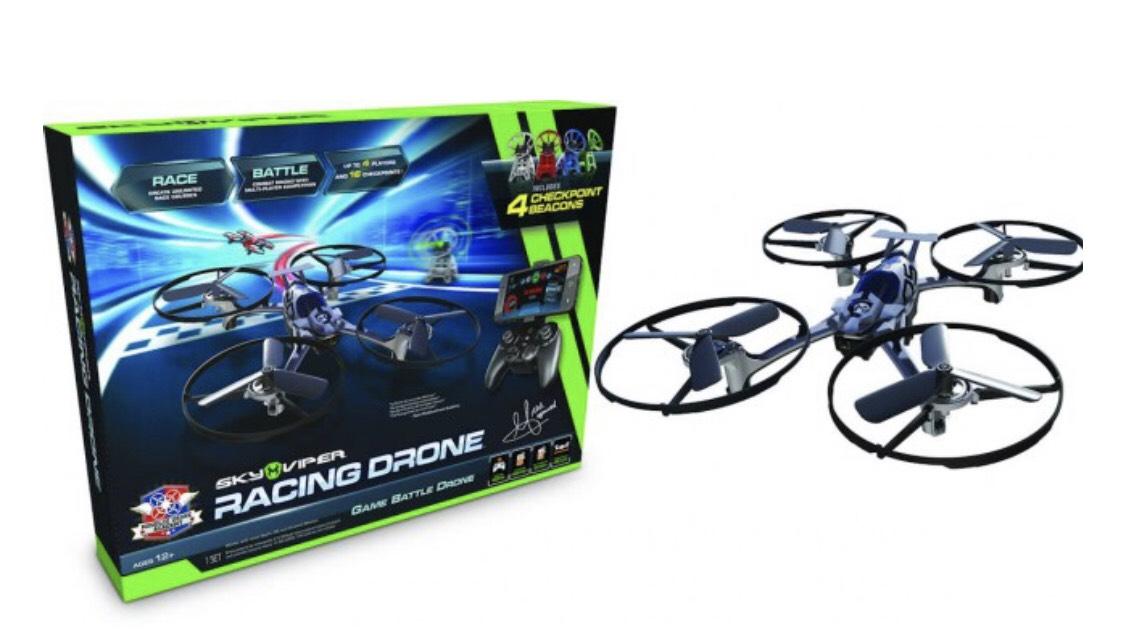 Skyviper racing drone @merkenspeelgoed.nl