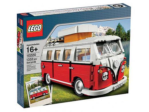 Lego Volkswagen T1 Kampeerbus (10220) @ iBood