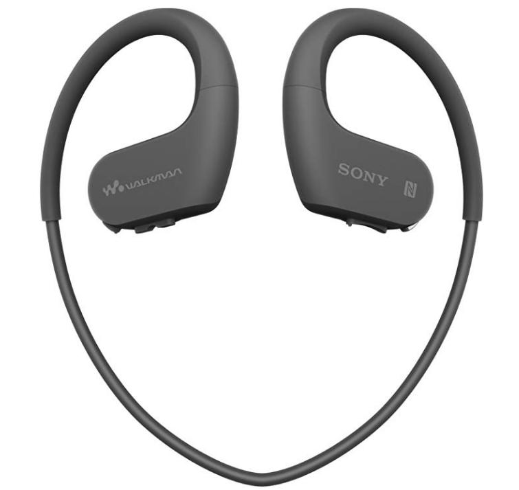 Sony NW-WS623 Walkman - Waterproof MP3-speler met Bluetooth - 4GB - Zwart