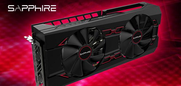 SAPPHIRE RX VEGA 56 PULSE 8GB + 3 Games