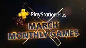 PlayStation Plus games voor maart