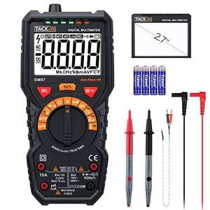 TACKLIFE DM07 True RMS Autorange Multimeter @amazon.de