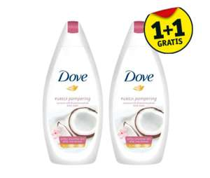 (1+1 gratis) 2x Dove Purely Pampering 4x 250 ml voor €4,39 @Kruidvat