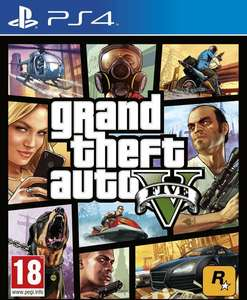 Gta 5 voor de ps4 @Gameshop Twente