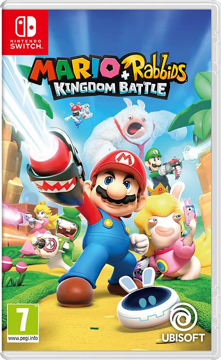 Mario + Rabbids Kingdom Battle Switch @eShop
