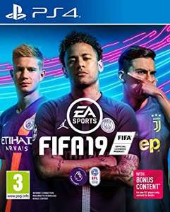 Fifa 19 standard edition (ps4)