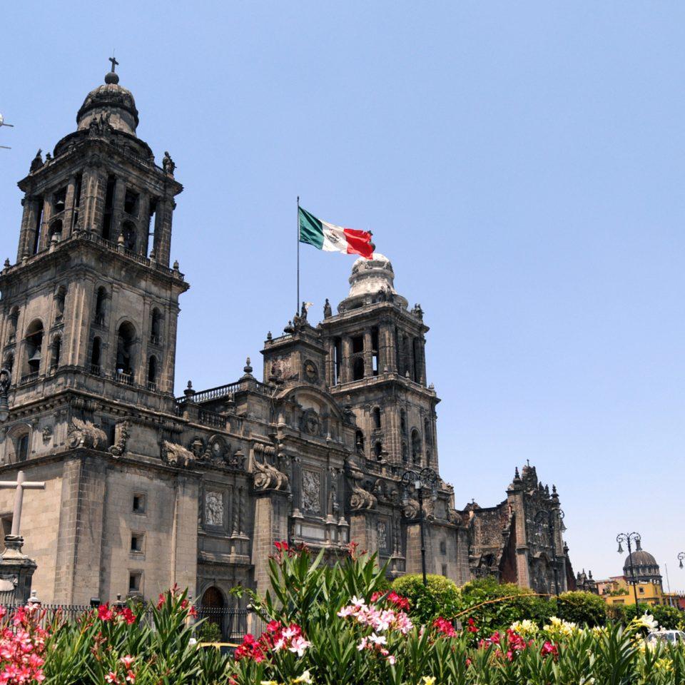 Vliegtickets: Amsterdam naar Mexico-stad incl. bagage vanaf €325 @ British/Iberia