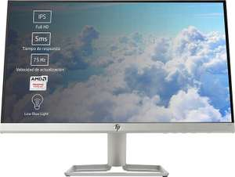 "HP 22f - Full HD IPS monitor 21,5"" Zilver @Amazon.es"