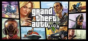 Grand Theft Auto V @Steam