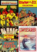 Meer dan 36.000 gratis vintage comics @ Comicbookplus