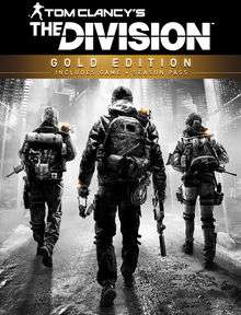 The Division 1 Gold (PC Uplay Download) @ Ubisoft Store