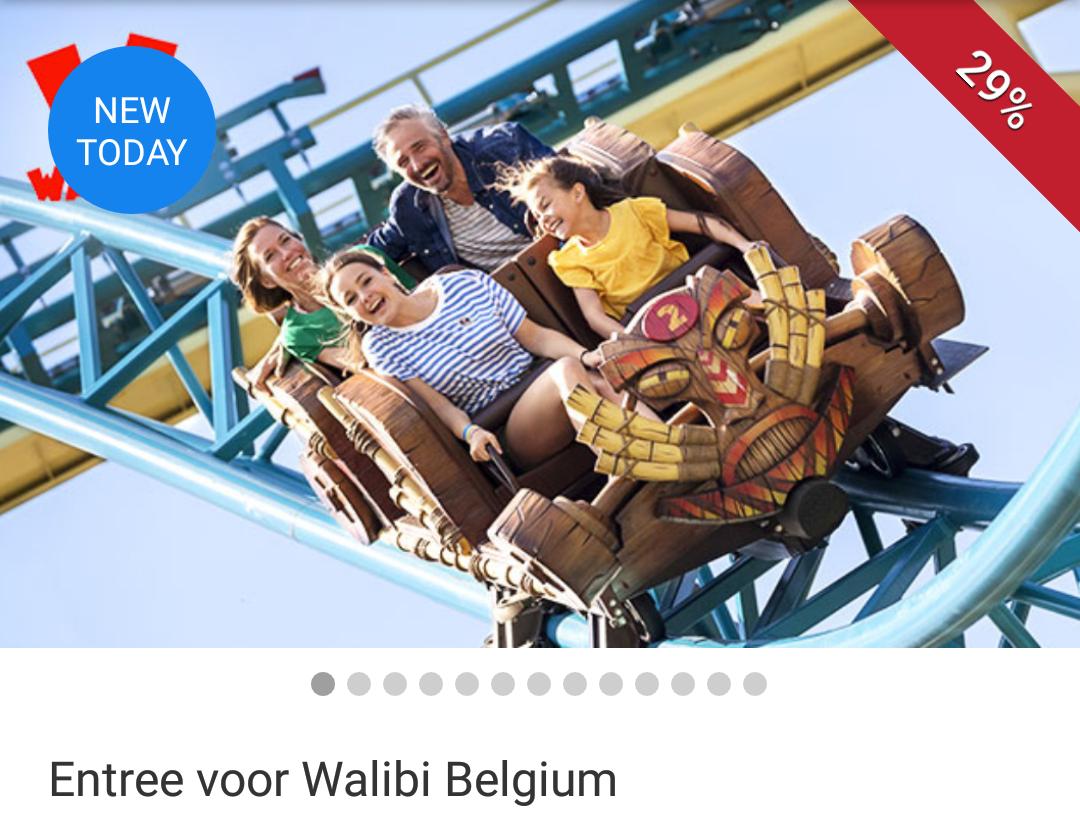 [Grensdeal België & ook Nederland] Walibi België voor €27,50