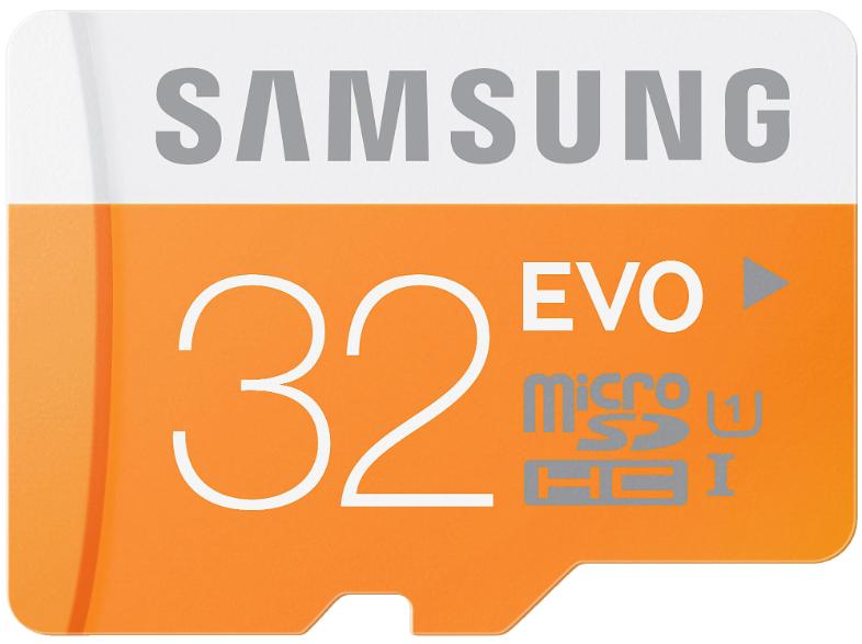 [UPDATE] Samsung Evo microSDHC 32GB voor €10,99 @ Media Markt