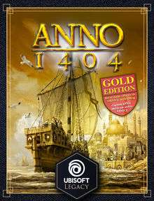 Anno 1404 Gold Edition (PC Uplay Download) @ Ubisoft Store