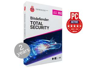iBood - Bitdefender Total Security 2jr/10pc's