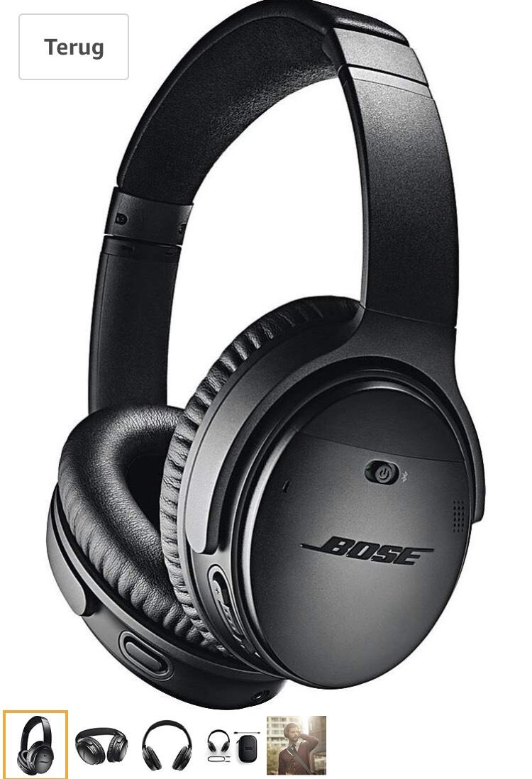 Bose ® QuietComfort 35 Draadloze hoofdtelefoon II