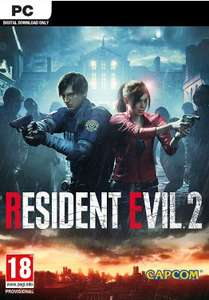 Resident Evil 2 / Biohazard RE:2 PC @Steam