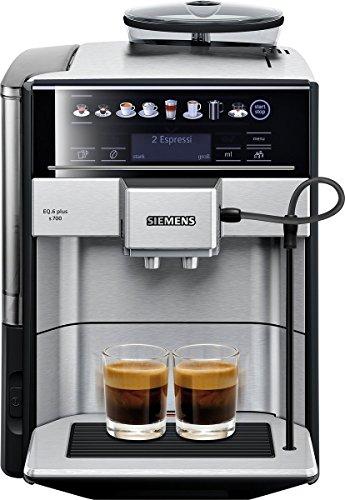 Siemens EQ.6 plus TE657503DE Volautomatische espressomachine